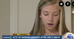 Ella Featured on Channel 7News for Ella Bella Bands!