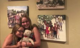 Annie & Emily Fox, Founders of Project Bobby Bear, featured in Fox31 News