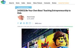 Centsai features Aspen Academy in Article on Teaching Entrepreneurship to Kids
