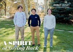 Aspen Academy Alumni Featured in Preserving The Goodlife Magazine