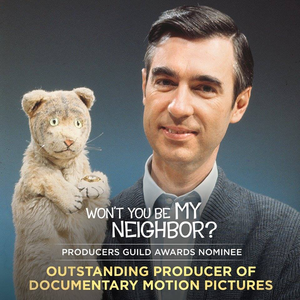 Won't You Be My Neighbor? Film Screening & Conversation