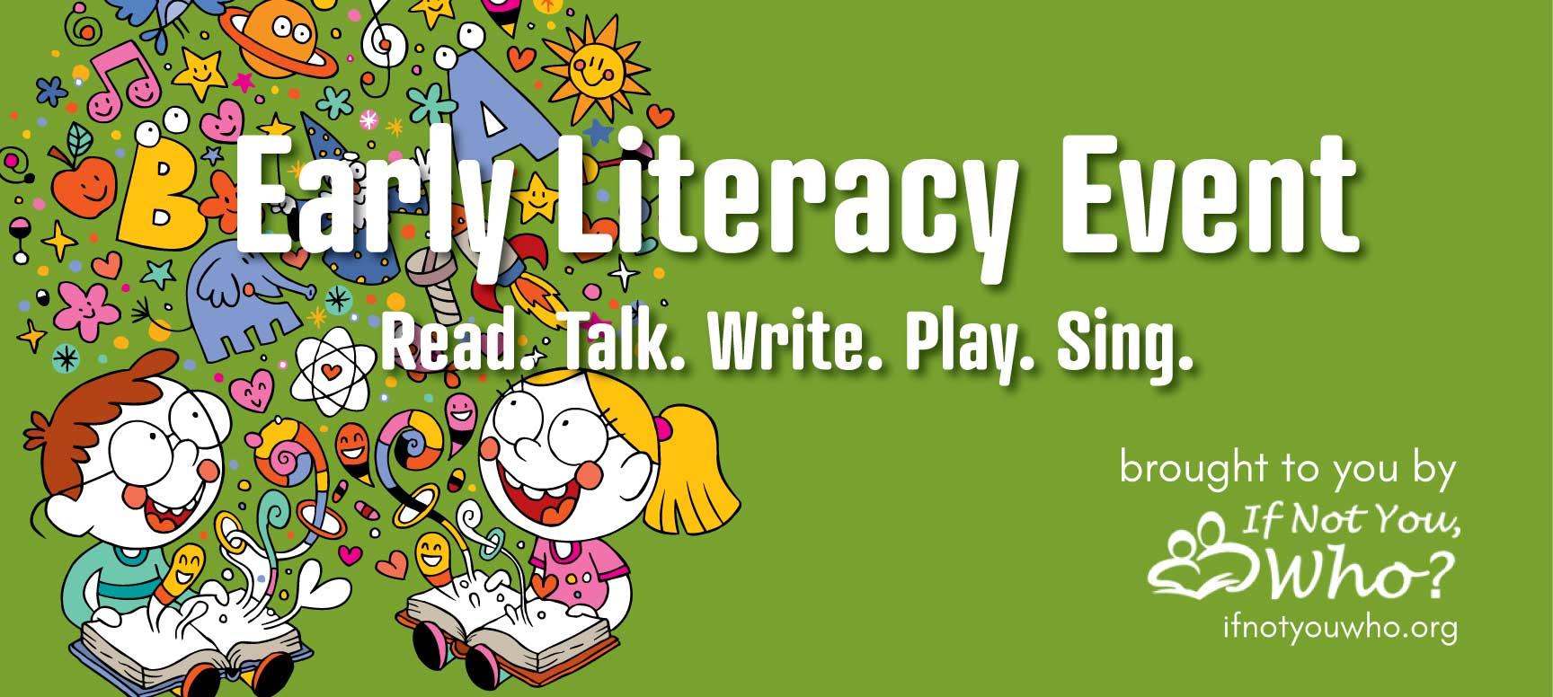 Early Literacy Event Aspen Academy